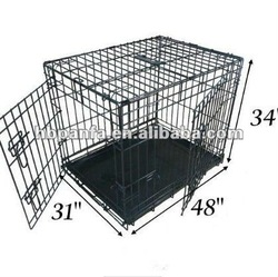 Dog Puppy Cage/XX Large 48inch