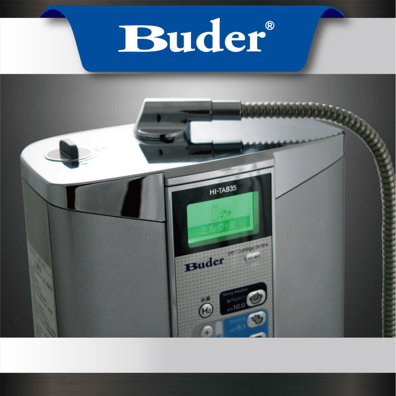 [ Taiwan Buder ] Deluxe Counter Top 7 Plate Alkaline Water Ionizer