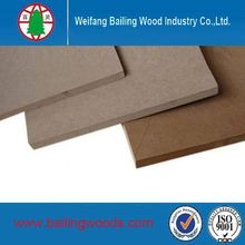1220*2440 Raw Plain MDF Carved Panel
