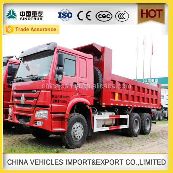 sinotruck price howo tipper trucks heavy commercial vehicles