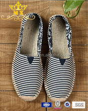New arrival 2015 hot sales comfortable footwear girls canvas slip-on shoes