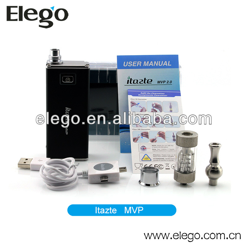 E cigarette wholesaler itaste mvp kit ,electric cigarette itaste mvp mod kit