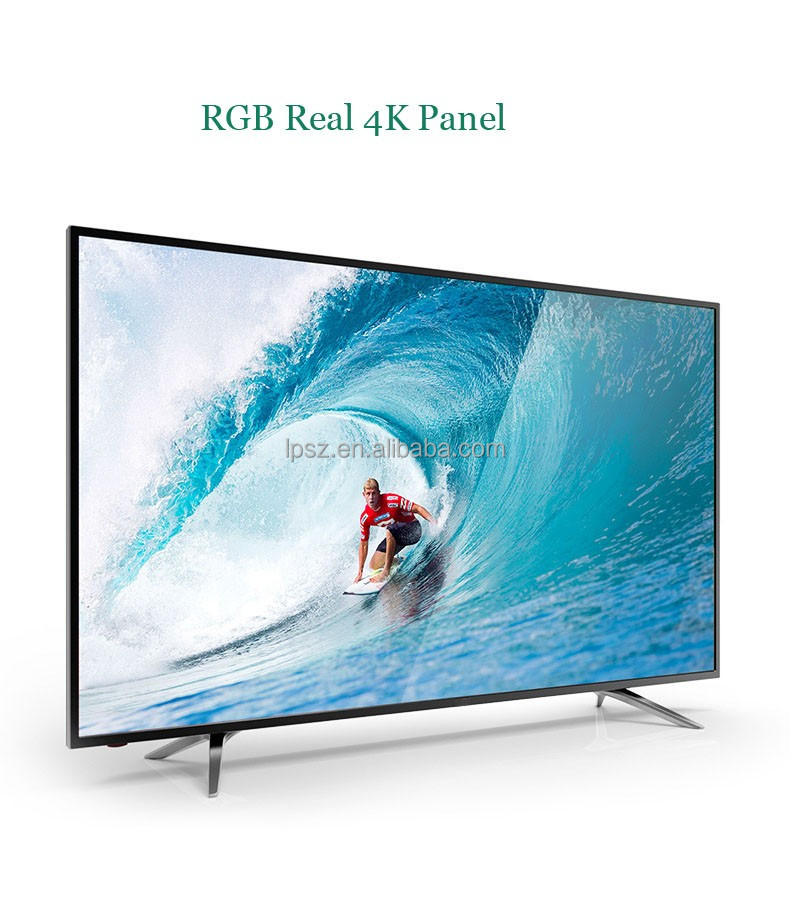 Guangdong Shenzhen factory 65 inch UHD 4k tv television big size tv led tv
