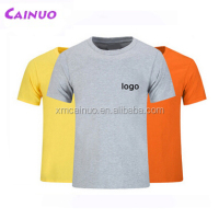 More Colors Tshirts With Logo Custom