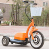 48v lithium ion battery 500w electric tricycle scooter for cargo