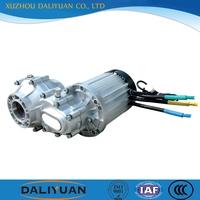 small three phase electric motor 540 brushless motor