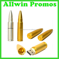 Personalized Bullet USB Flash Driver