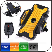 vesany promotional innovative design bicycle mount strong handlebar clip factory price bike mobile phone holder