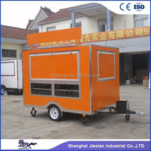 JX-FS280 Dining cart/Used Food Truck/mobile kitchen for sale