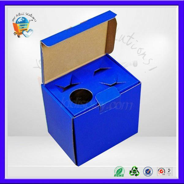 Коробка из гофрированного картона