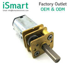 GA12-N20 geared motor 3V6V12V electronic lock with 12mm dc geared moto