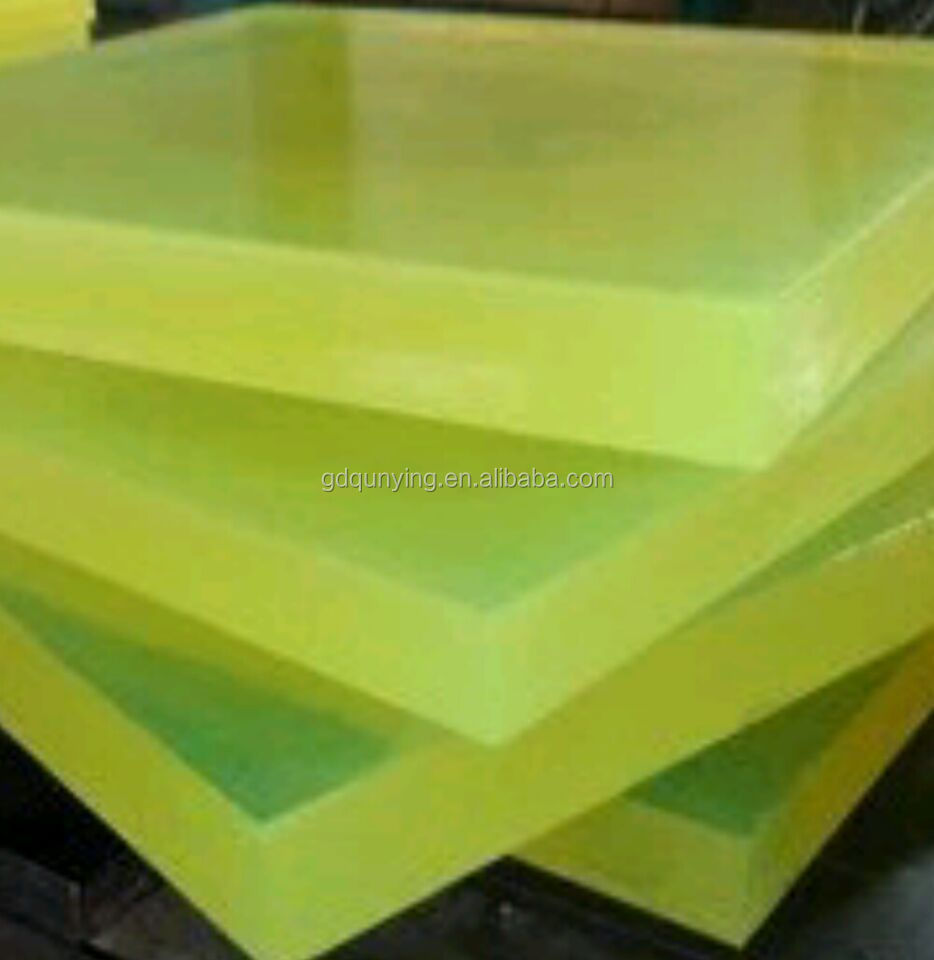 transparent polyurethane sheet