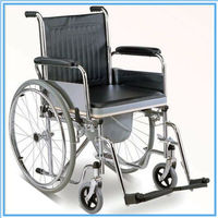 new design commode wheelchair