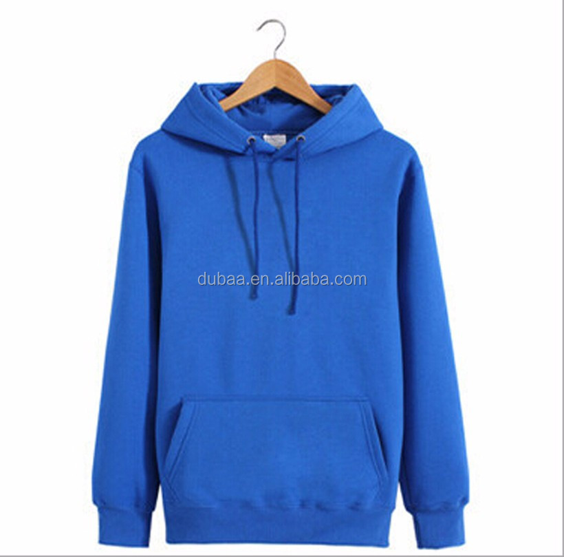 Cotton Sweatshirt Hoodie Hooded Fleece Pullover Hoodie Hood Jackets w/ Pockets