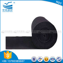 Non-Woven Fabric Compounded Activated Charcoal Carbon Filter Sponge