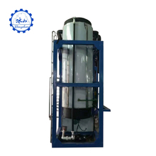 High quality Tube Ice Making Unit plant dry machine 1000kg manufacturing