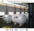 Stainless steel & Carbon steel gasoline storage tanks