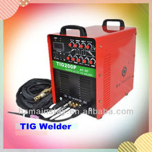 TIG200P Portable Argon Gas Powered Arc Welder