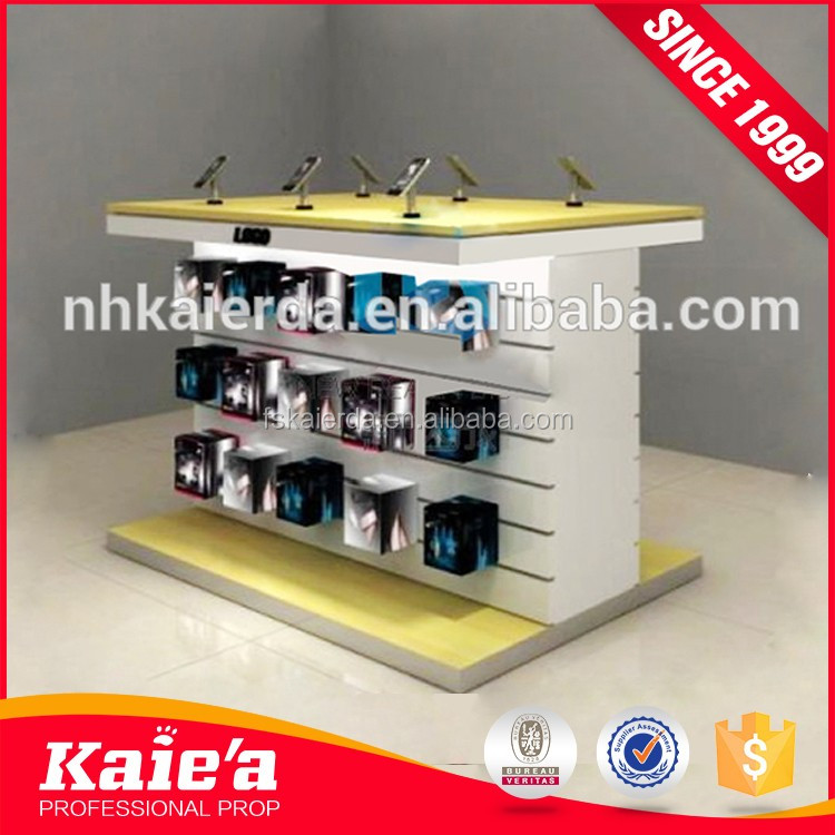 Factory cheap price mobile phone counter mobile phone display manufacturers