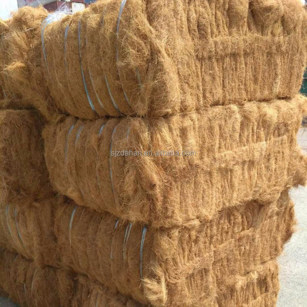 Coconut Coir Fiber, Coconut Fibre and Dried Coconut Copra