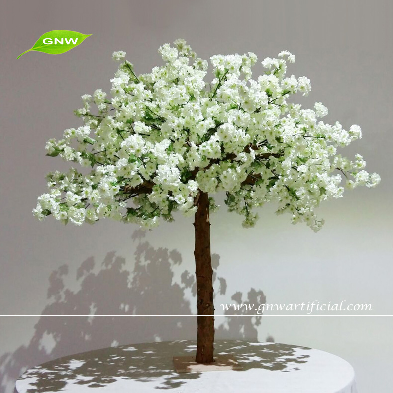 GNW CTR1605009-A Wedding Table centerpiece artificial cherry blossom