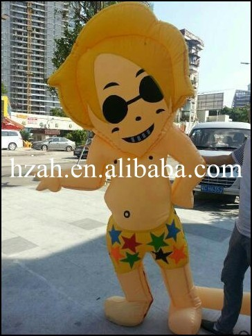 Cool Inflatable Man Advertising