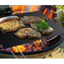 Non-stick healthy cooking mat BBQ grill mat Barbecue Grill Baking Non-stick Mats