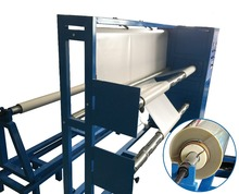 Jumbo Roll Slitter and Rewinding Machine Price,double axle film rewinding machine