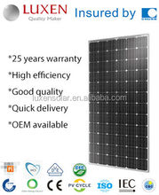 China Solar Energy Cheap Solar Panel Manufacturer Electricity Generator