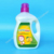380ml Hand washing detergent liquid