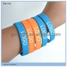 china factory supply 2014 new design bracelet silicone football manufacturer