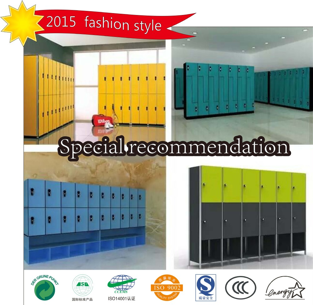 4 compartment decorative storage locker cabinet