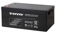 12V230AH Rechargeable UPS sealed lead acid battery