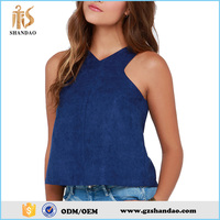 New summer collection wholesale high quality modern tunic tops