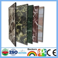 Exterior Wall Panels Aluminum Composite Wall Panels/STONE Color Aluminum Composite Panel Price List