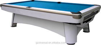 Cheap price of 8 ball billiard table and 9ft pool table