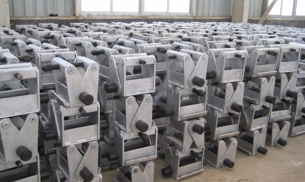 Joda Brand Aluminum Bar Clamps for Aluminum Smelter