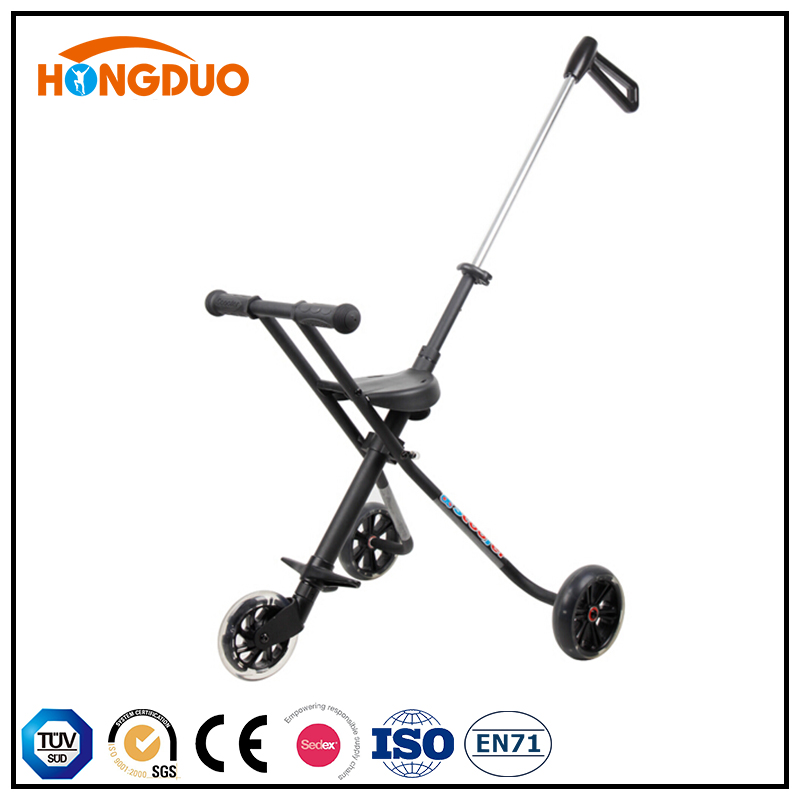 EN approved Aluminum strong baby carriage 3 wheels baby carriage in China