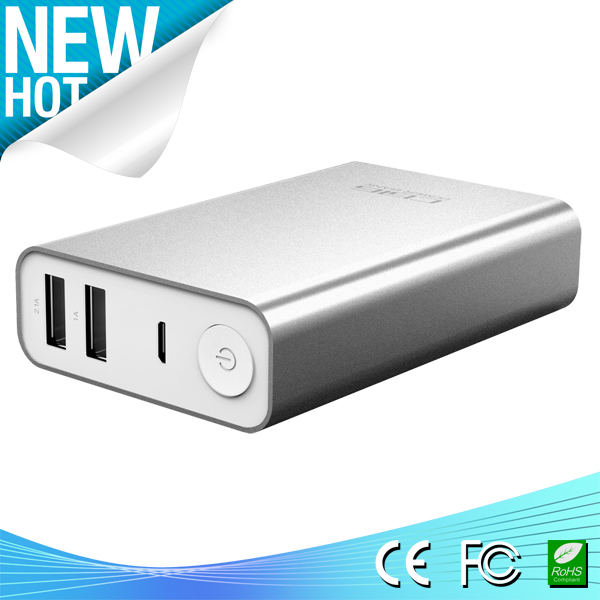 Big Capacity Private Tooling Portable Power Bank Charger, Wholesale 5300mAh mobile Power Bank