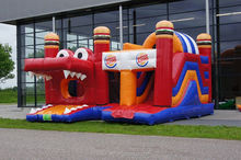 Inflatable BURGER KING MULTIPLAY