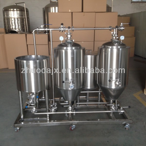 2015 New beer brewing equipmet 20 bbl brew system 2000l per day beer making beer plant
