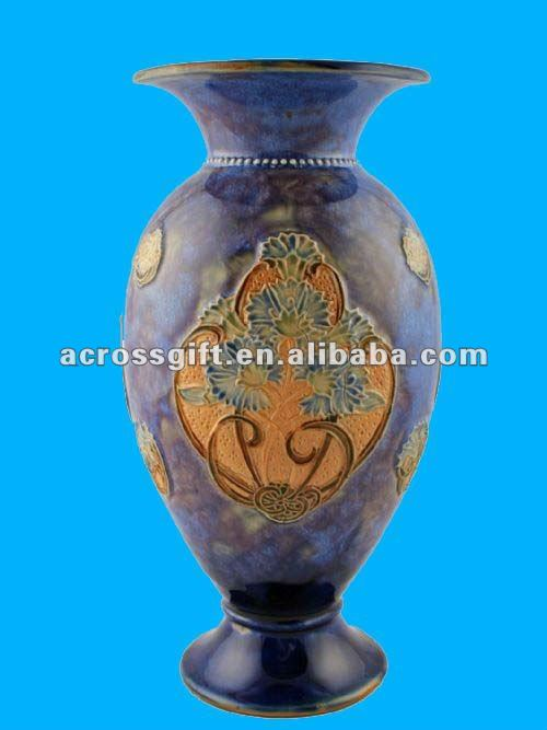 Royal Doulton Pottery Vase