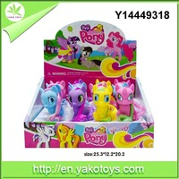 my little pony toy horse vinyl pony for children