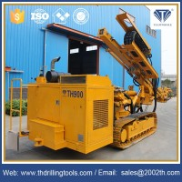 Multifunctional Crawler Hydraulic borehole water well drill rig for sale