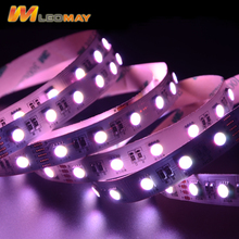 5050 RGBW 60 leds/m dream color led strip waterproof with super brightness magical