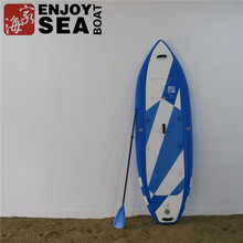 "hot sale Durable OEM Inflatable Sup 6"" Surf board for water sufring"