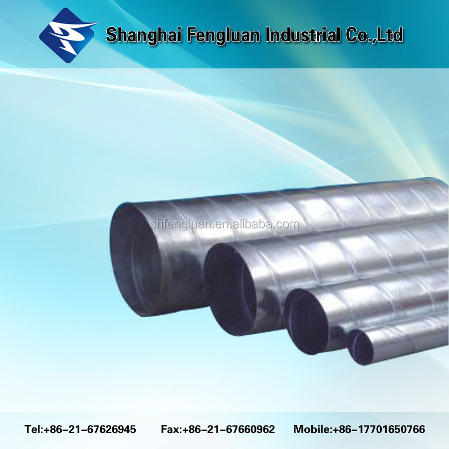 Environmental Protection System Exhaust Duct Ventilation Metal Air Duct