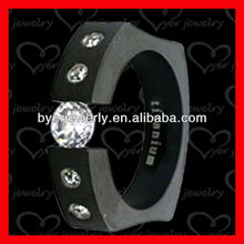 titanium magnetic ring health