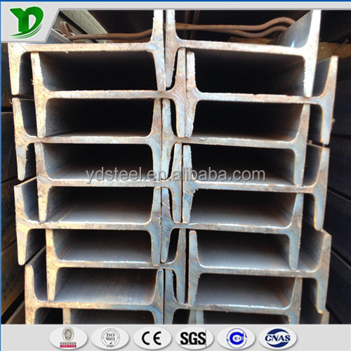 structural high quality mild weight of standard i beam steel a36 jis din astm in china
