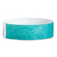 Custom print RFID disposable dupoint paper wristbands Ntag213 nfc 13.56 mhz bracelet